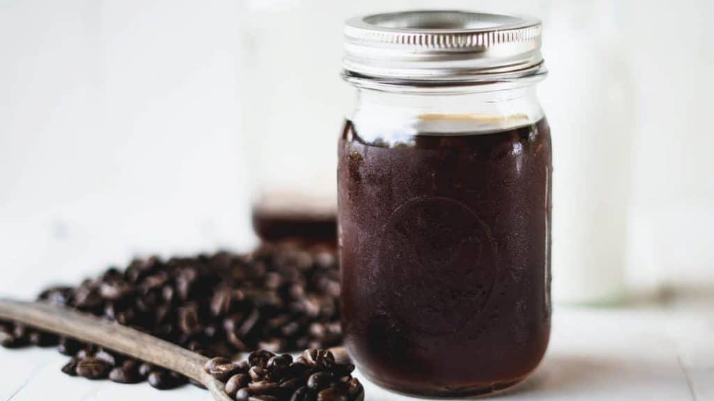 cara menyimpan kopi