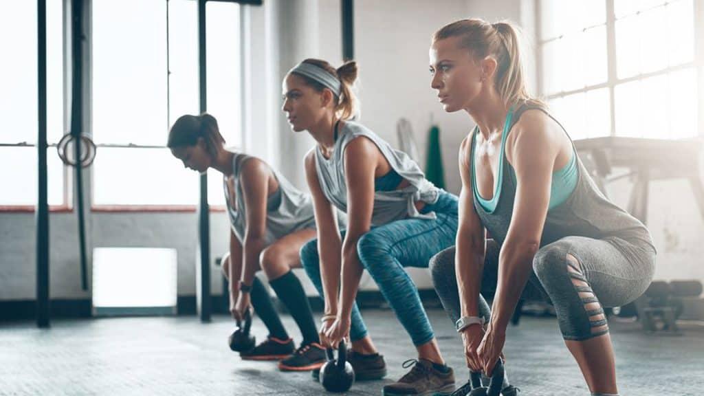 HIIT mengurangi berat badan