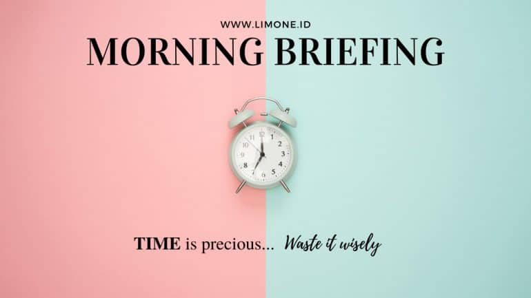 morning briefing 20 januari 2020
