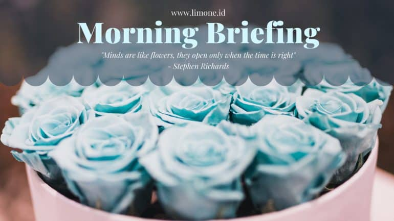 Morning Briefing 23 Januari 2020