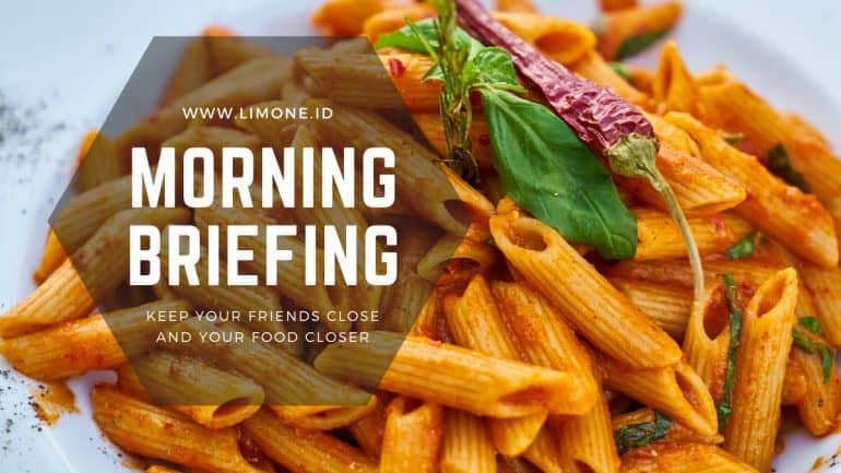 Morning Briefing 24 Januari 2020