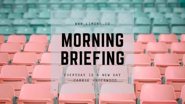 Morning Briefing 28 Januari 2020