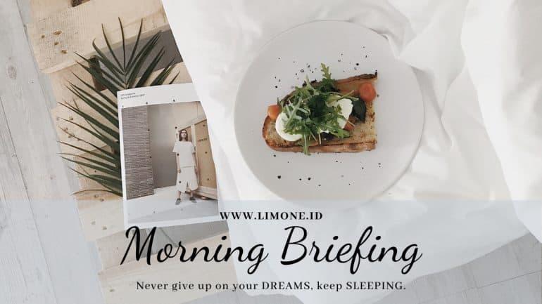 Morning Briefing 31 Januari 2020
