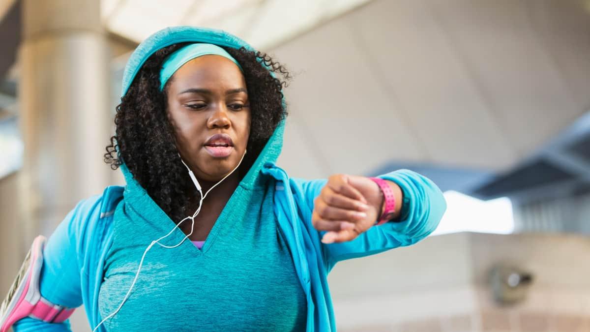 olahraga santai steady-state training