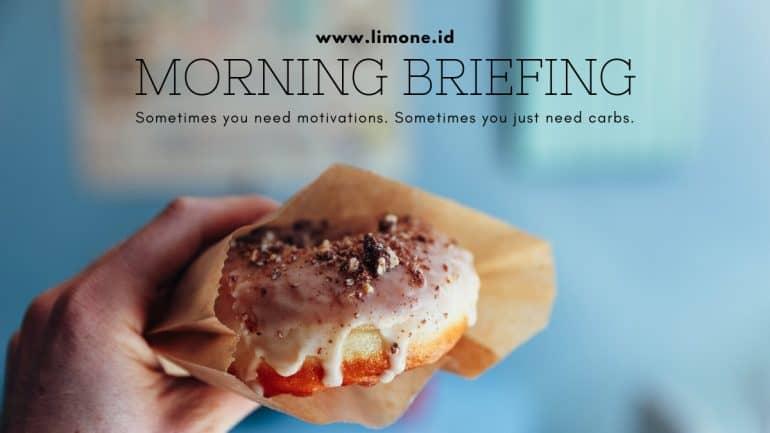 Morning briefing 7 Februari 2020