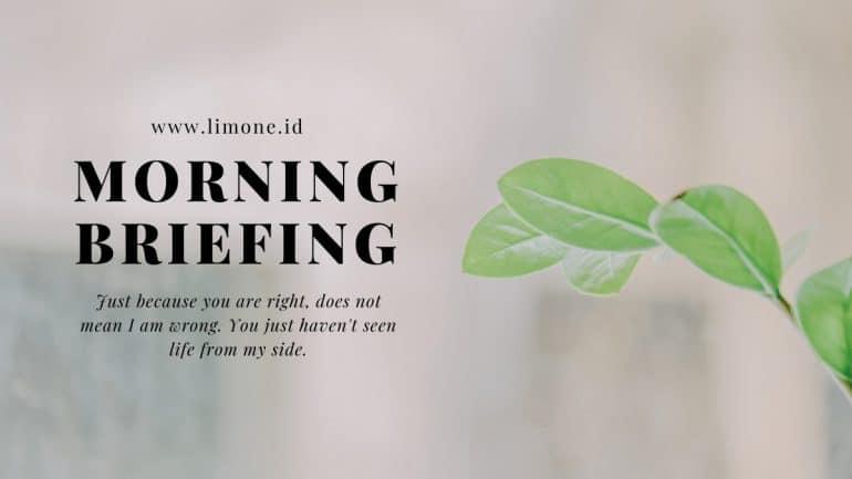 Morning Briefing 19 Februari 2020