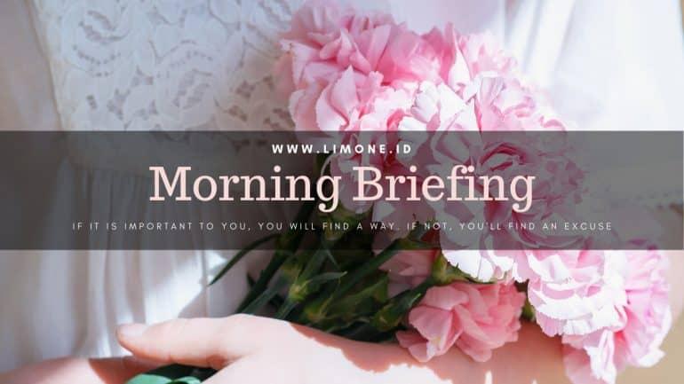 Morning Briefing 25 Februari 2020