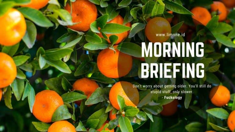 Morning Briefing 26 November 2020