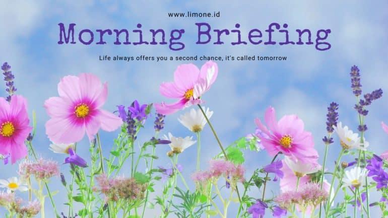 Morning Briefing 3 Maret 2020