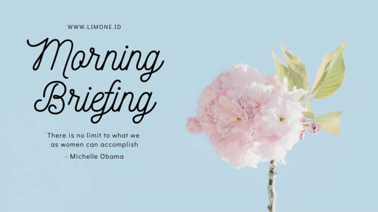 Morning Briefing 10 Maret 2020