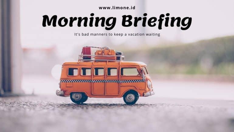 Morning Briefing 13 Maret 2020