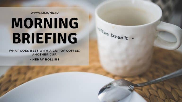 Morning Briefing 23 Maret 2020
