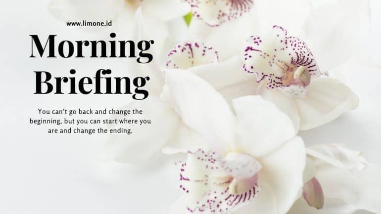 Morning Briefing 2 April 2020