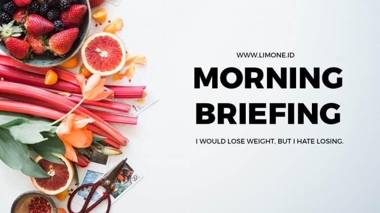Morning Briefing 3 April 2020