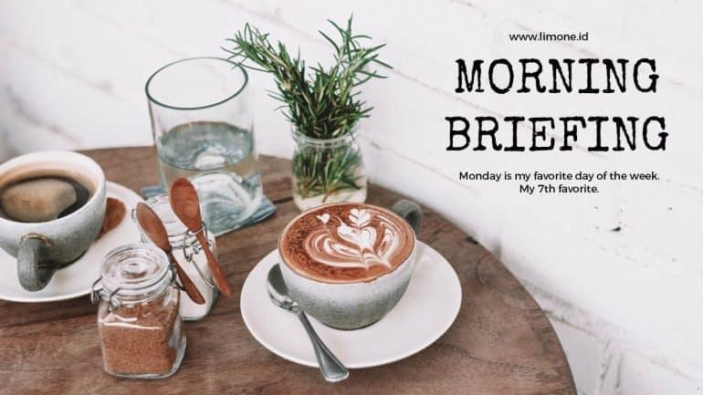 Morning Briefing 6 April 2020
