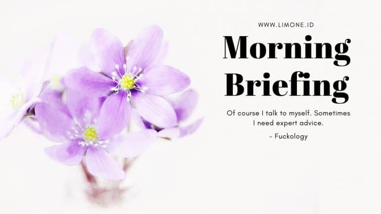 Morning Briefing 14 April 2020