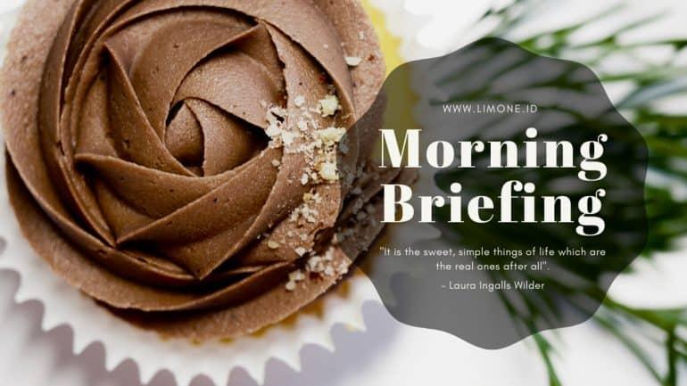 Morning Briefing 17 April 2020