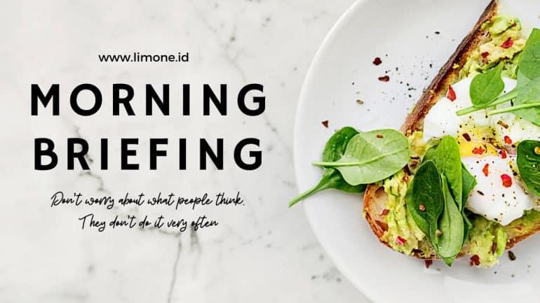 Morning Briefing 29 April 2020