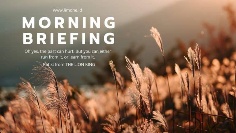 Morning Briefing 1 Mei 2020