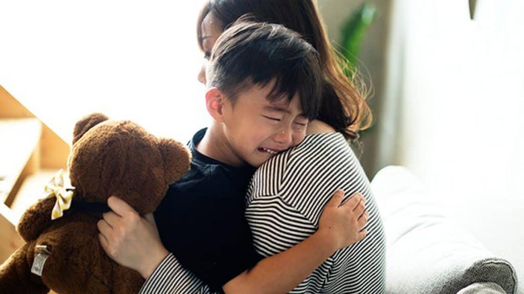 anak mudah menangis