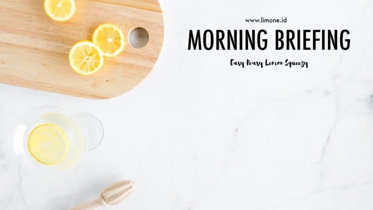 Morning Briefing 27 Mei 2020