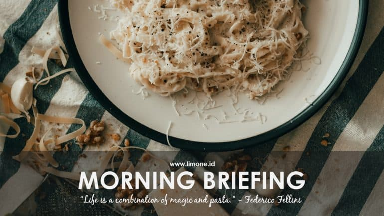 Morning Briefing 29 Mei 2020