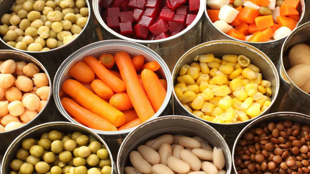 sejumlah makanan sehat