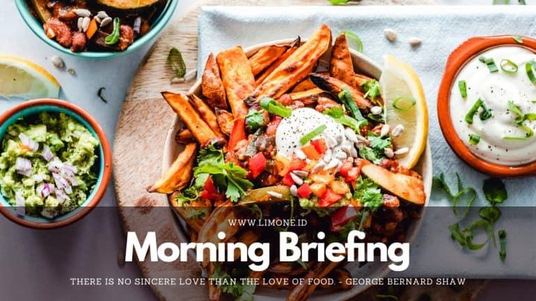 Morning Briefing 4 Juni 2020