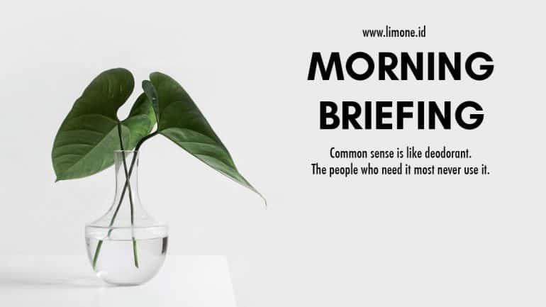 Morning Briefing 5 Juni 2020