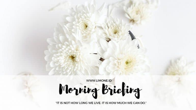 Morning Briefing 8 Juni 2020