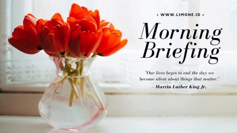 Morning Briefing 11 Juni 2020