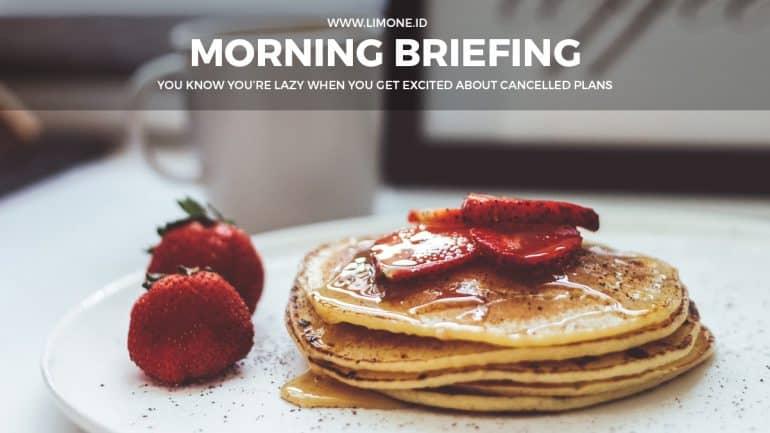 Morning Briefing 12 Juni 2020