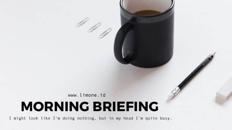Morning Briefing 17 Juni 2020