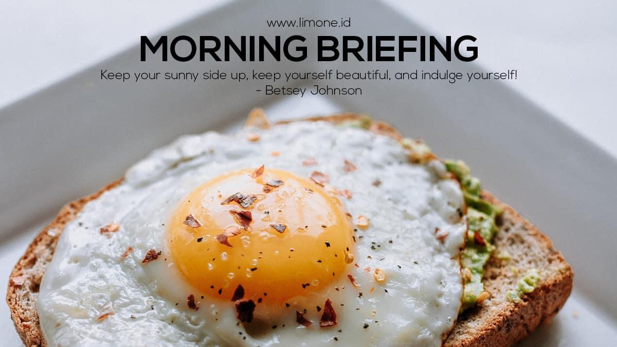 Morning Briefing 18 Juni 2020