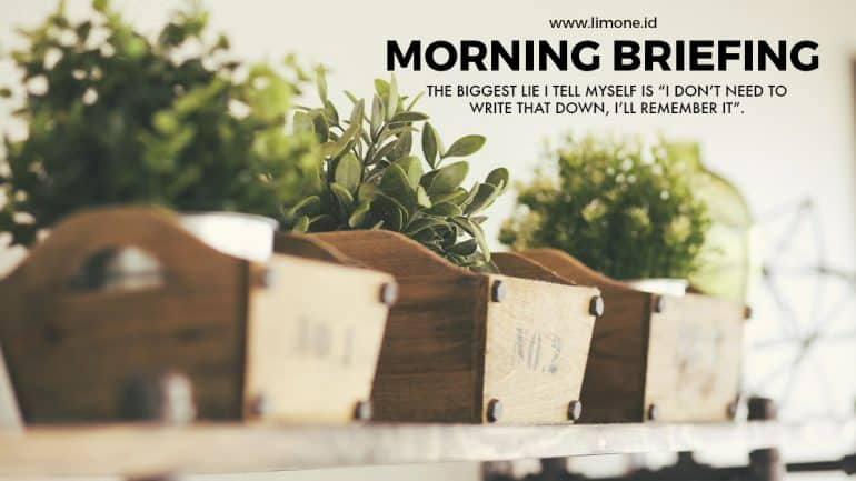 Morning Briefing 23 Juni 2020