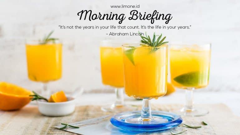 Morning Briefing 24 Juni 2020