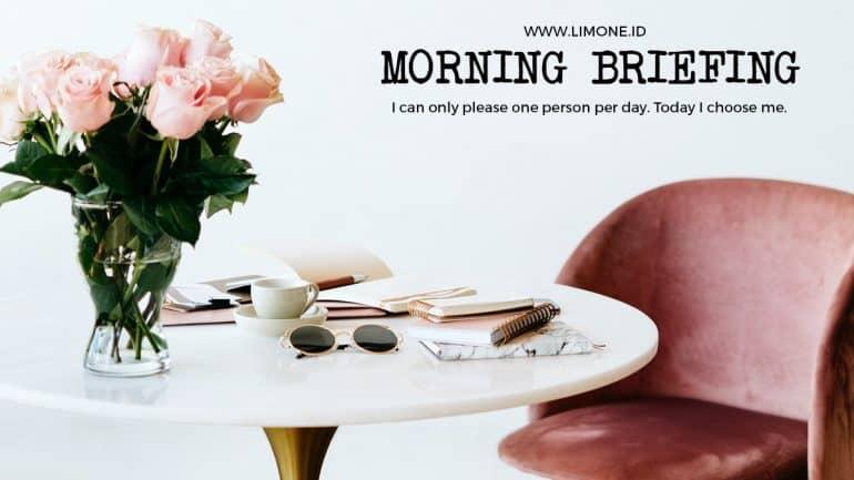 Morning Briefing 25 Juni 2020