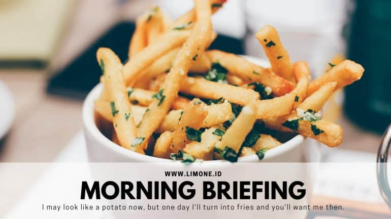 Morning Briefing 26 Juni 2020