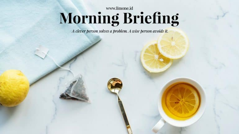 Morning Briefing 29 Juni 2020