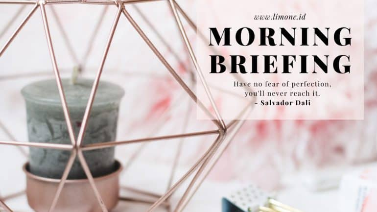 Morning Briefing 30 Juni 2020