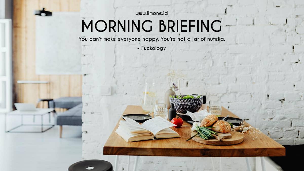 Morning Briefing 1 Juli 2020