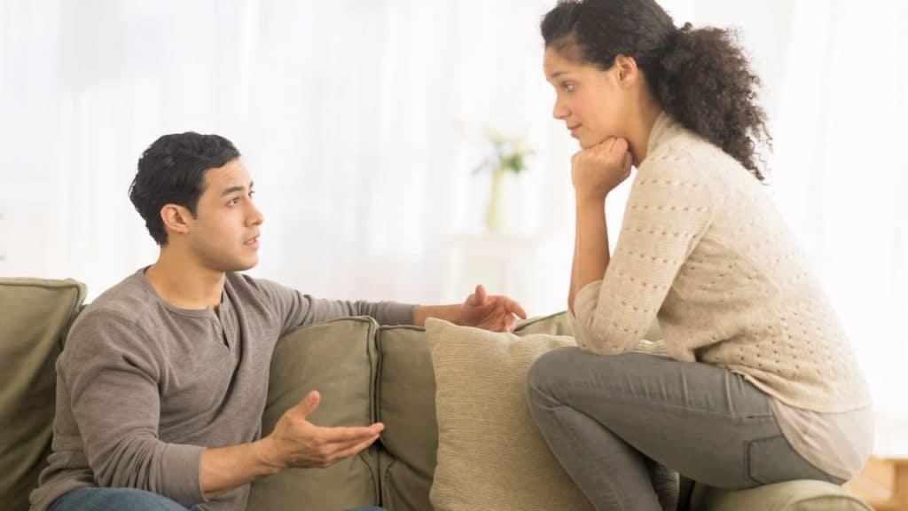 suami menolak konseling