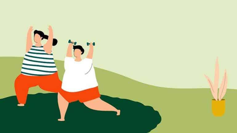 orang dengan obesitas