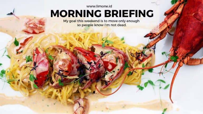 Morning Briefing 3 Juli 2020