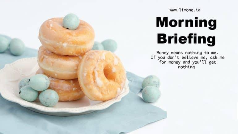 Morning Briefing 10 Juli 2020