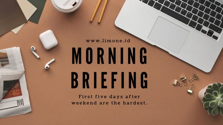 Morning Briefing 13 Juli 2020