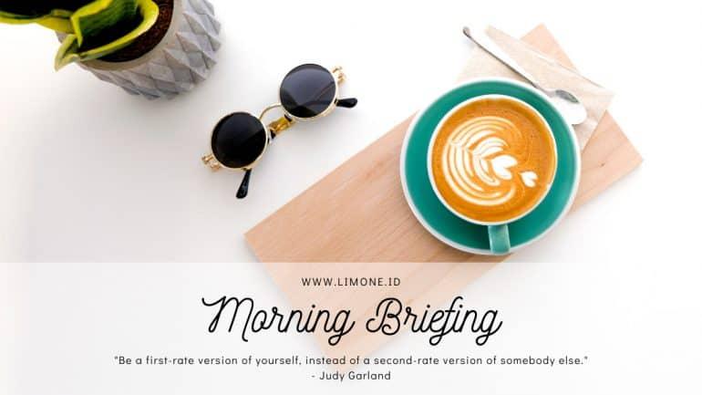 Morning Briefing 17 Juli 2020