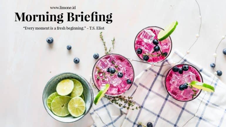 Morning Briefing 22 Juli 2020