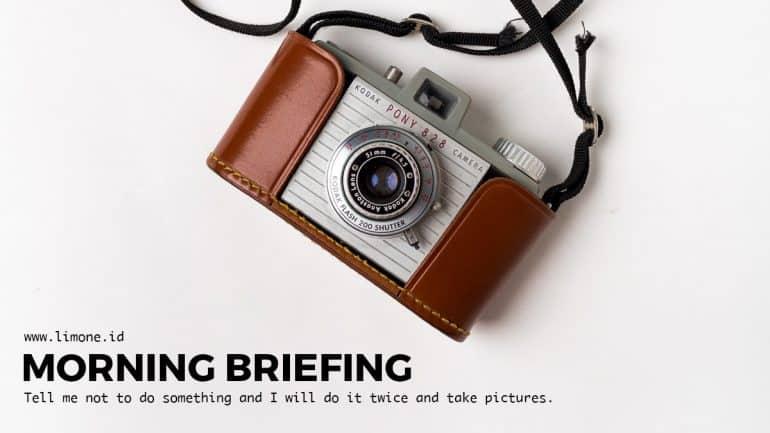 Morning Briefing 28 Juli 2020