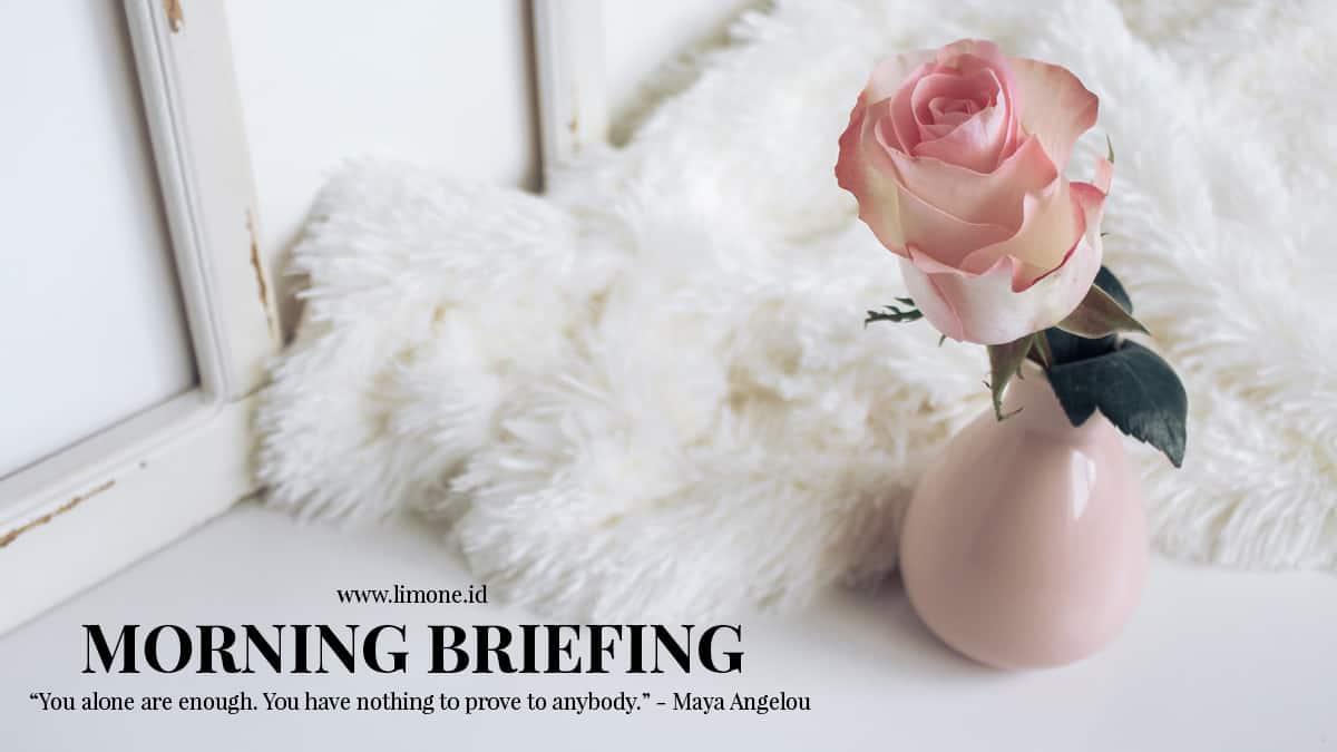 Morning Briefing 31 Juli 2020